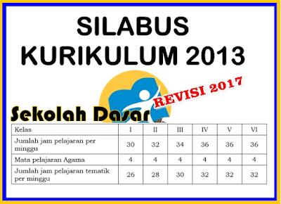 Contoh : Silabus Qur'an Hadits MI Kurikulum 2013 Revisi Terbaru (Update 2017)