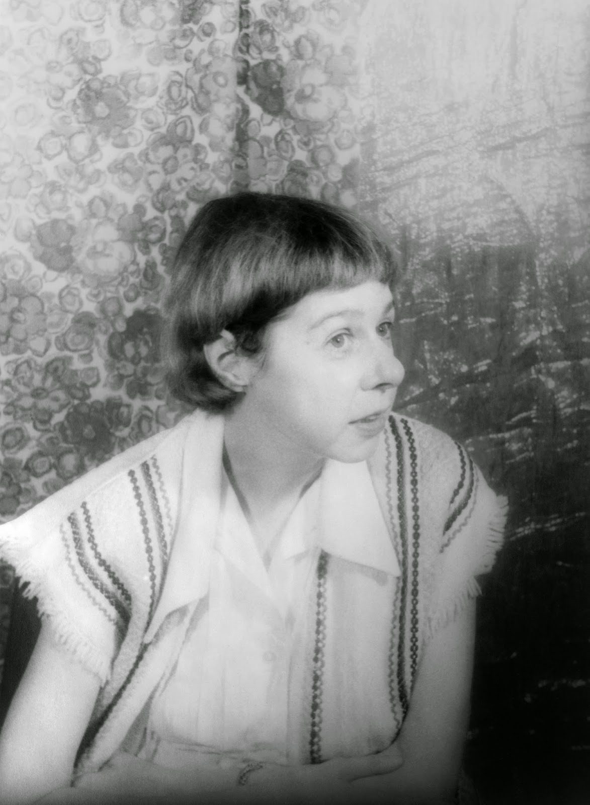 Photo of Carson McCullers.  Source: http://upload.wikimedia.org/wikipedia/commons/c/c1/Carsonmccullers.jpg