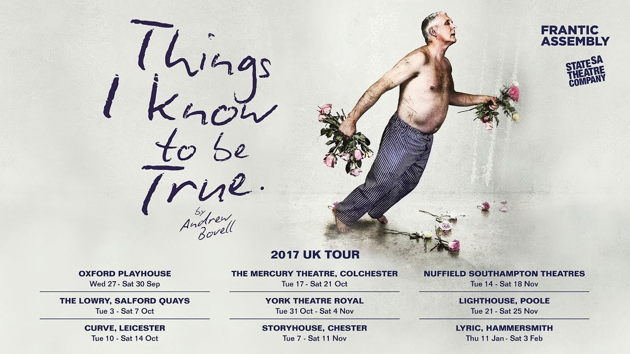 Ham Life: Things I know to be True at Lyric Hammersmith