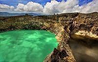 Taman Nasional Kelimutu indonesia