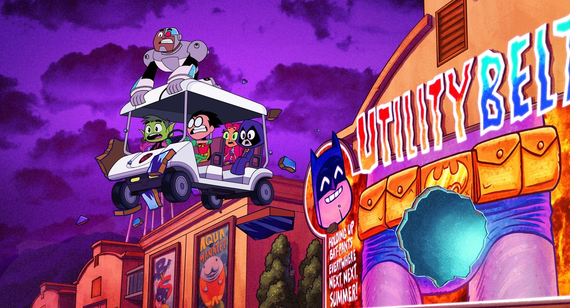 Teen Titans Go To The Movies 2018 Full Movie Watch In Hd Online For Free - 1 Movies Website-3737