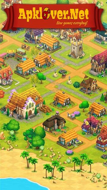 Town Village MOD APK unlimited money