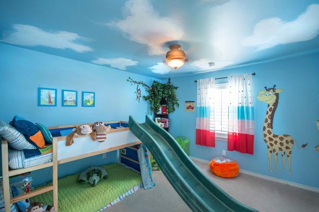 Çocuk odası dekorasyonu tavsiyesi