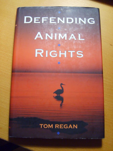 Tom Regan - Defending Animal Rights - Rörelse för djurrätt