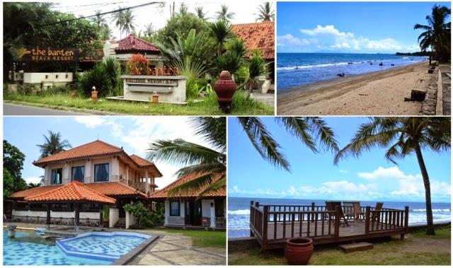 Menginap di Banten Beach Resort Anyer