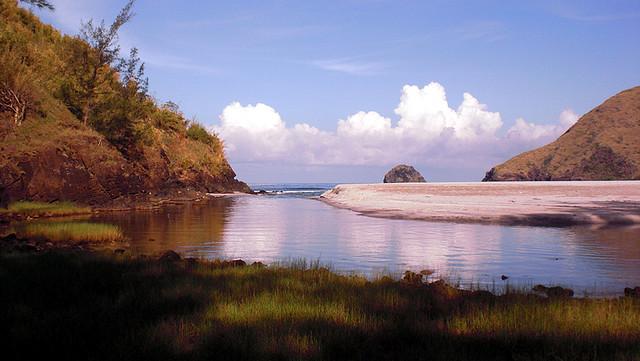 Pundaquit Beach and Anawangin Cove