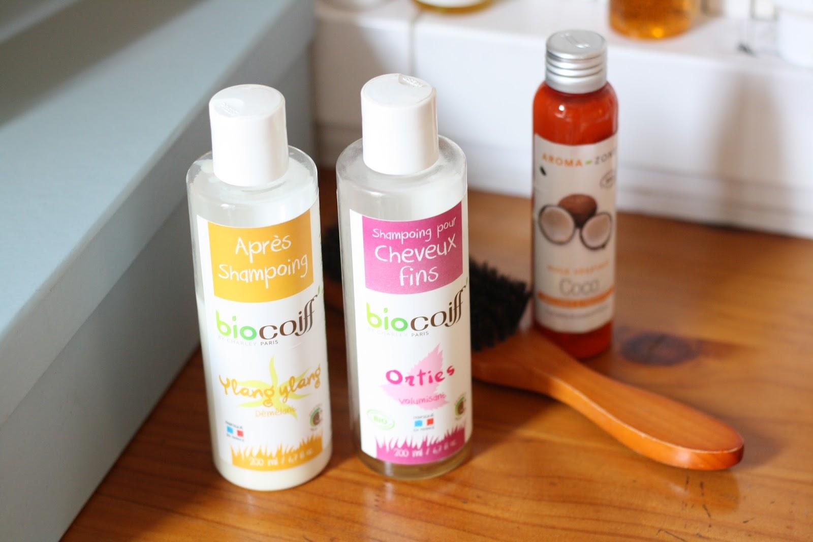 le blog de stella paris j 39 ai test le coiffeur biocoiff et le shampoing bio sans sulfates. Black Bedroom Furniture Sets. Home Design Ideas