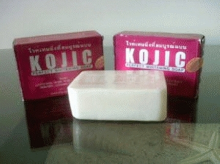 Quickly Whitening Kojic Soap