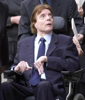 John Paul Getty III was left severely disabled after a stroke in 1981