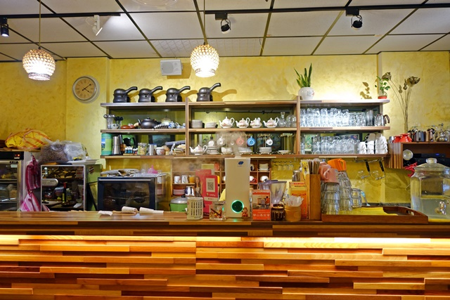 阿嬤の咖啡屋 AmA Coffee House~桃園素食簡餐、咖啡
