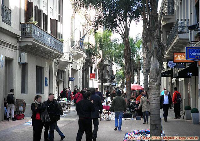 Via Sarandi | Cidade Velha | Montevidéu