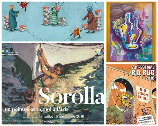 Troc de livre Sorolla Festival BD