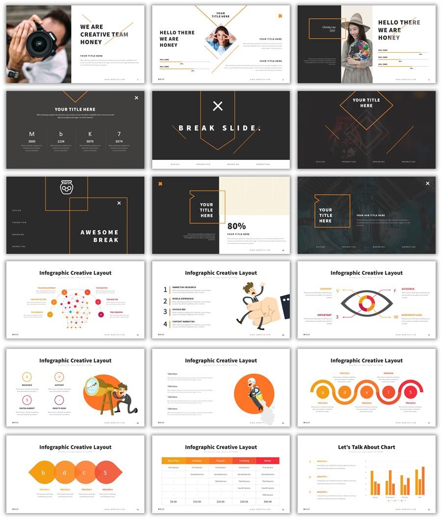 best templates powerpoint presentation
