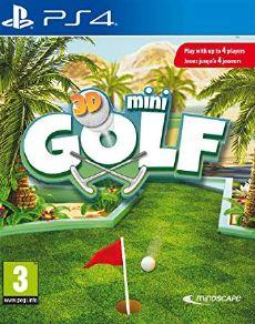 3D Mini Golf PS4 [PKG] Oyun İndir [Multi]