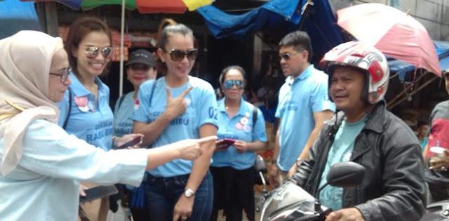 Relawan GRB Bantah Klaim Jokowi Soal Harga Pangan Stabil