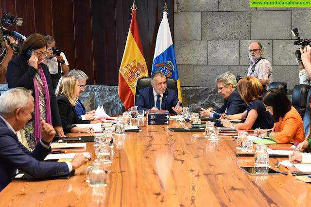 Toma forma el nuevo Gobierno de Canarias