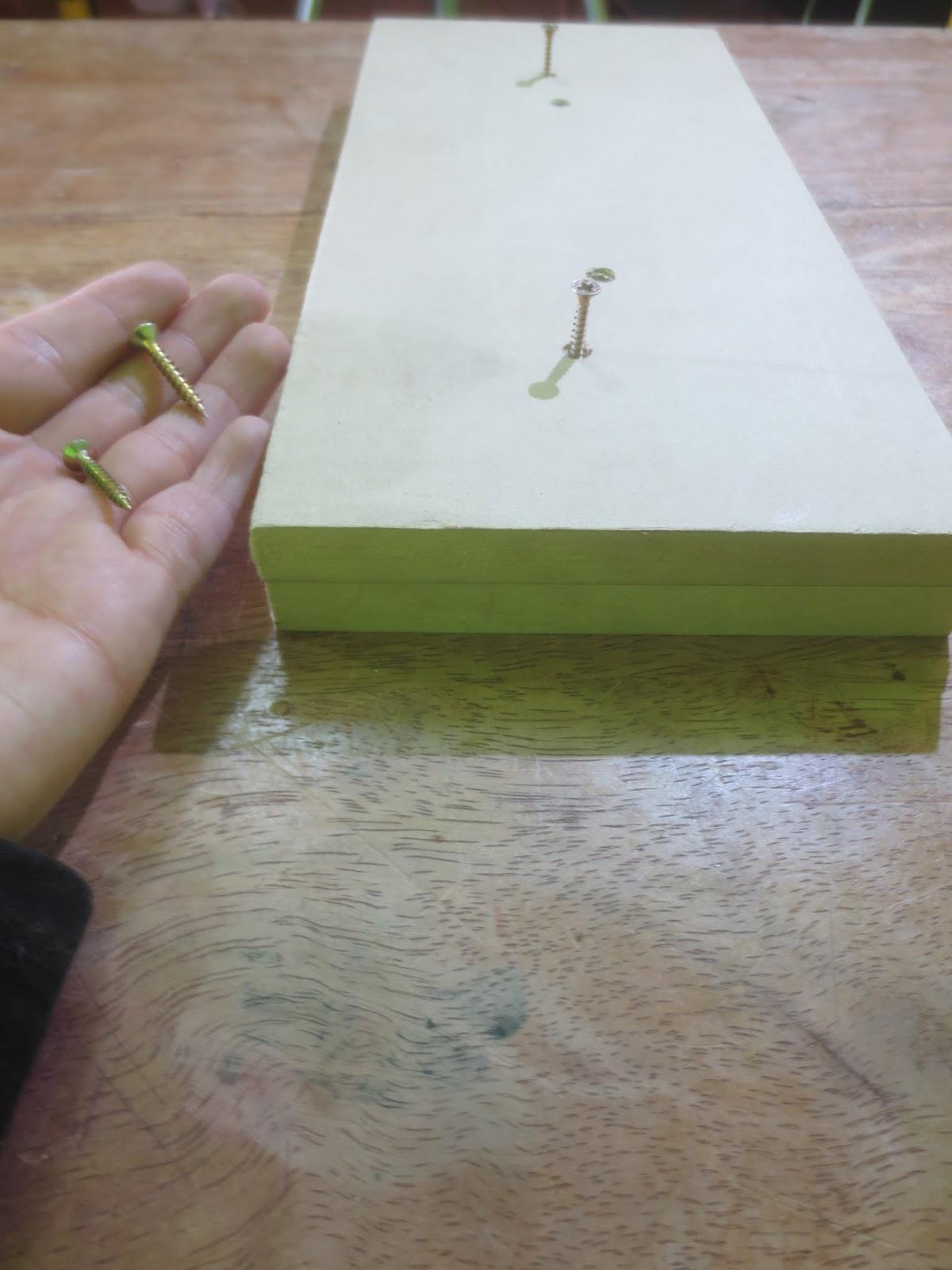 Decoraciones manualidades en madera como usar los for Armado de muebles en mdf