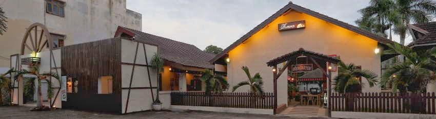 Restaurant Jerman Pertama di Medan