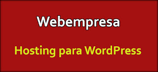 Webempresa: un hosting bueno para WordPress