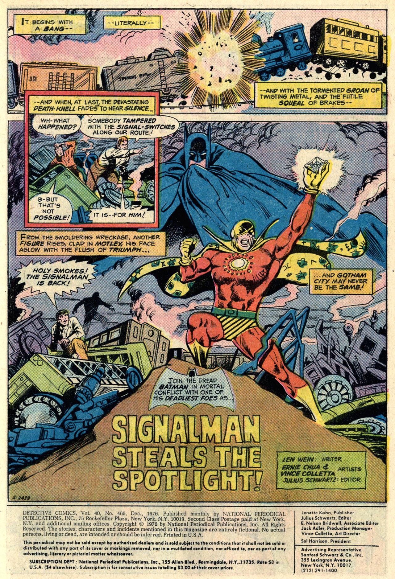 Detective Comics (1937) 466 Page 2