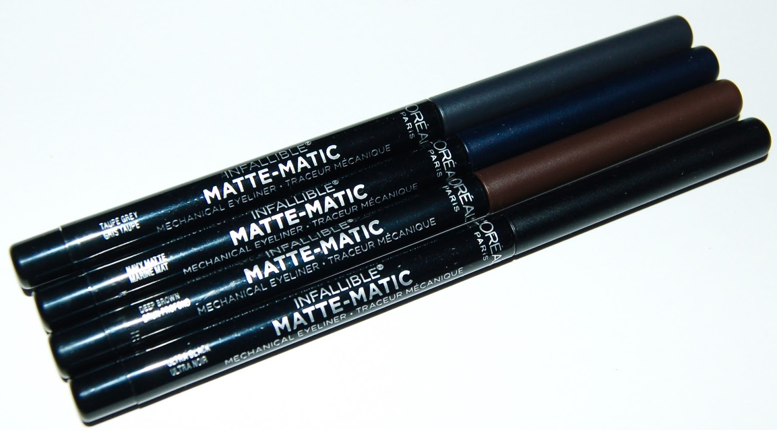 L'Oreal Infallible Matte-Matic Eyeliners
