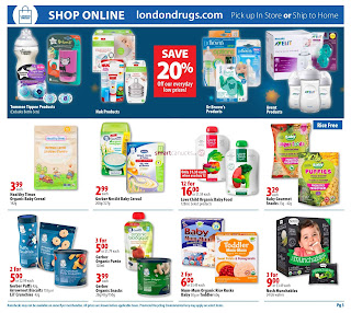 London drugs Canada flyer April 25 - May 1, 2019