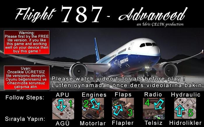 Download Flight 787 Advanced v1 6 1 APK Last Update