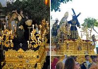 Traslado del paso de Afligidos y Oración en el Huerto de San Fernando | Vía-Crucis Diocesano Traslatio Sedis | 2018
