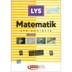 Fem Dergisi LYS Matematik 2.Kitap Konu Anlatımlı (2017)