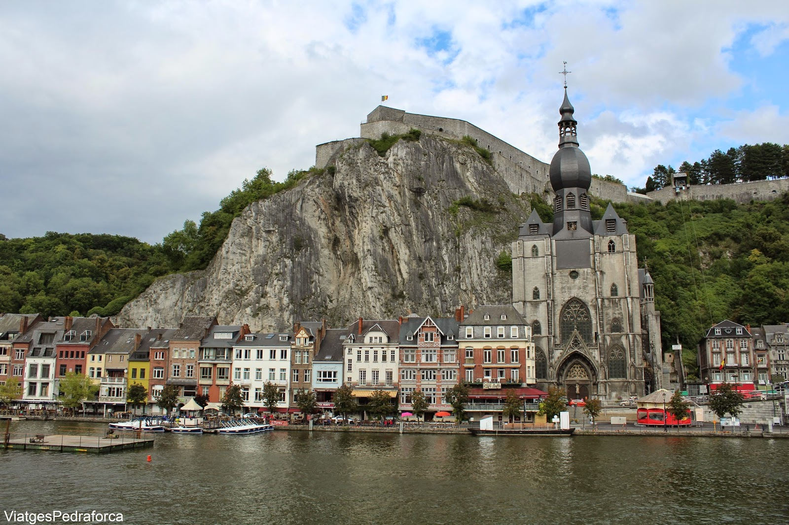 Dinant Valonia Belgica