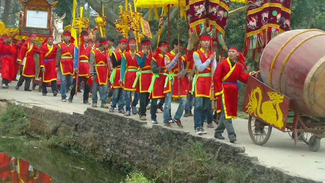 Traditional festivals mark outset of Lunar New Year 4