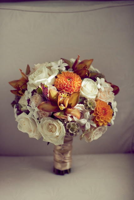 Ramos de novia para otoño