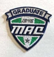 mac grad graduate patch