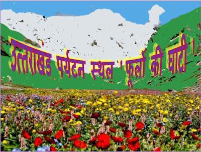 Uttarakhand tourist spot 'Valley of flowers' |  उत्तराखंड पर्यटन स्थल ' फूलों की घाटी '