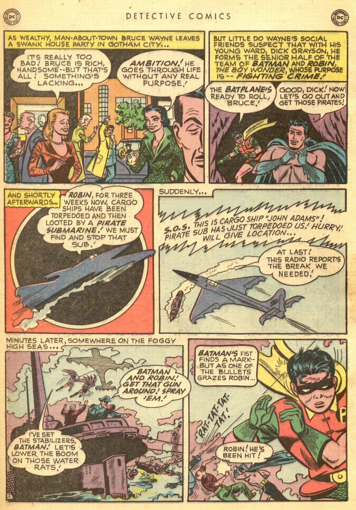 Read online Detective Comics (1937) comic -  Issue #170 - 4