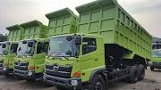 Hino FM 260 JD | Harga Promo Terkini Tronton Dump Truck Hino