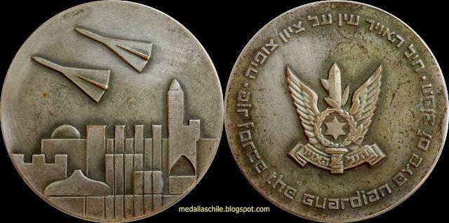 Fuerza Aérea Israel