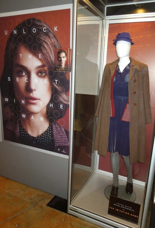 Keira Knightley Imitation Game Joan Clarke film costume