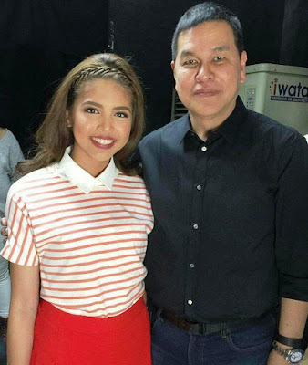 Maine with Mr. Ben Chan