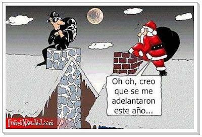 Imagenes chistosas de navidad