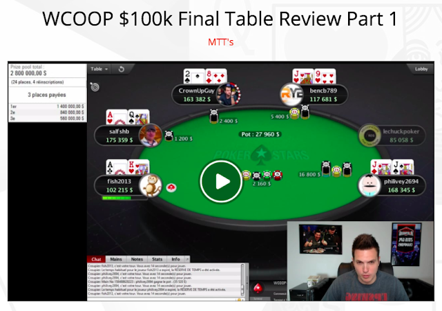 get better at poker