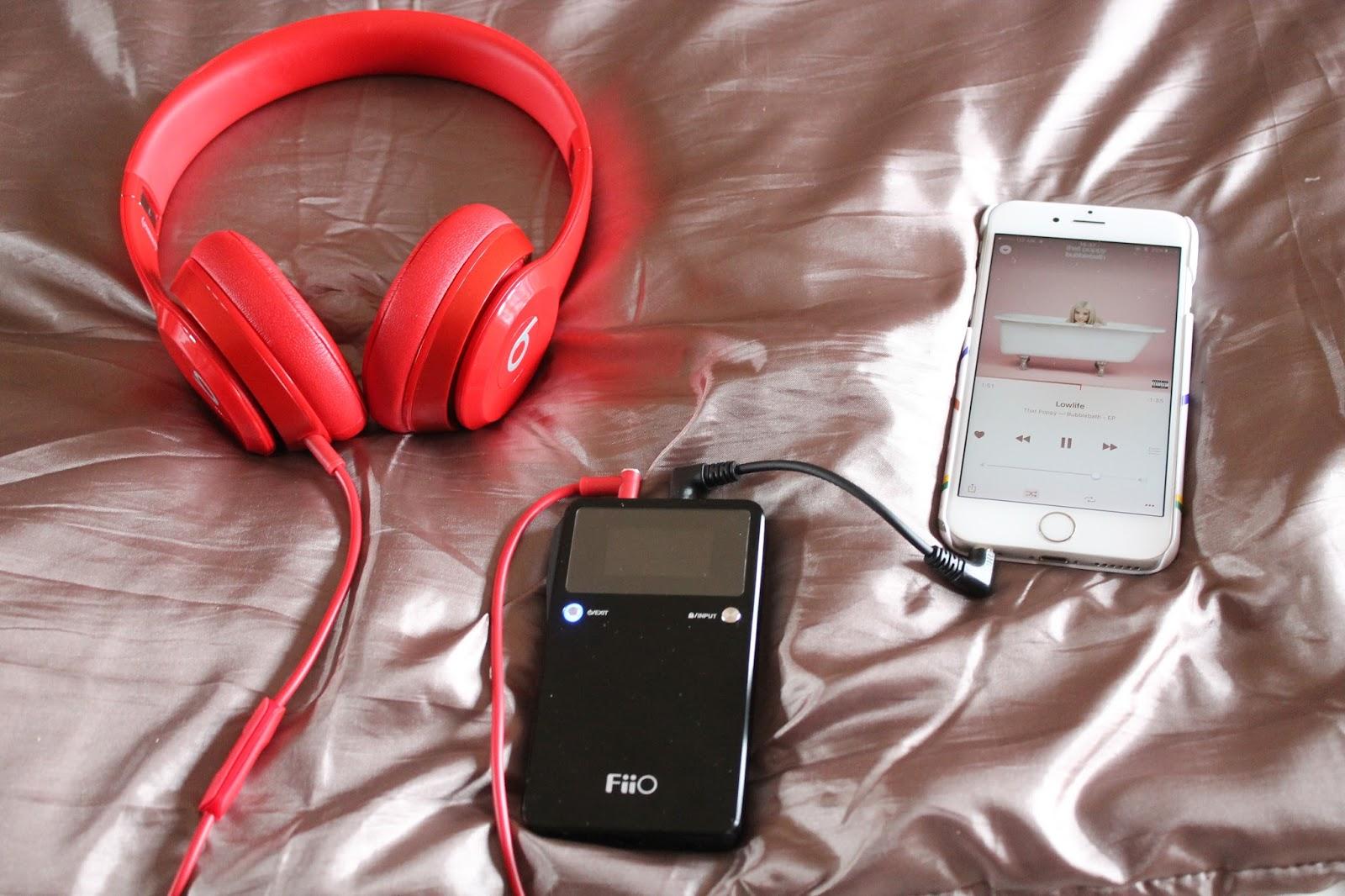 FiiO Alpen 2 E17K Portable Amp Review