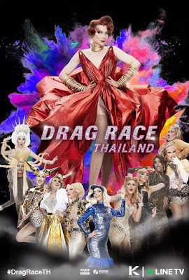 rupaul drag race tailandia thai portugues legendado
