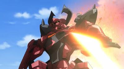 MS Gundam 00 S2 Episode 04 Subtitle Indonesia