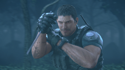 Biohazard: Vendetta - Chris Redfield