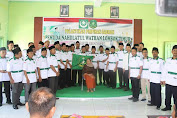 Pimpinan Daerah Pemuda NW Lotim Dilantik
