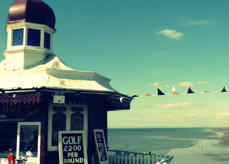 North Pier Blackpool: Holiday Fun At The Seaside