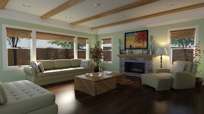 PerspectX Family Room