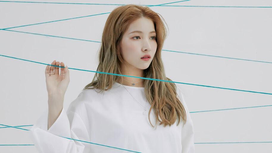 GFriend, Sowon, Labyrinth, 4K, #6.224