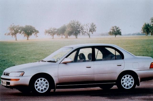 Toyota Corolla 1997 - Brasil - importado